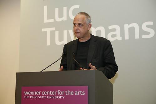9/16/09 Luc Tuymans Press Preview