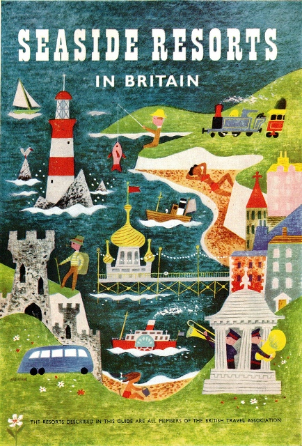 British Tourism Poster