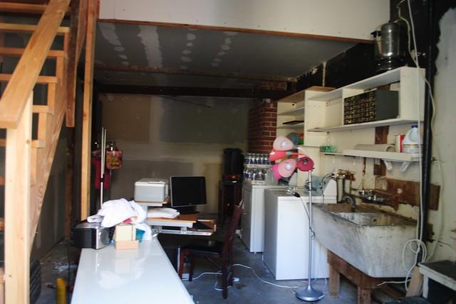 Duplex Garage