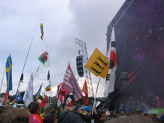 Glastonbury - June 2007