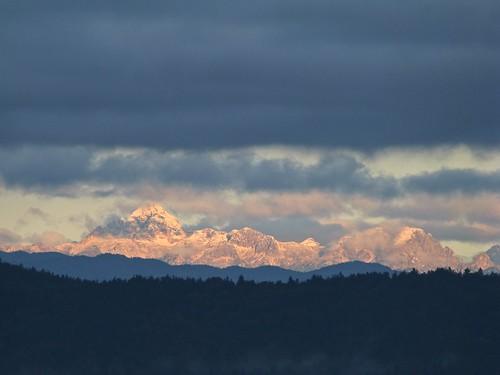 morning mountains sunshine view slovenia slovenija triglav fotocompetitionbronze