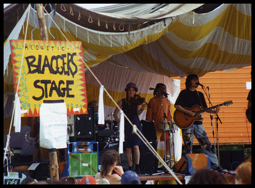 Blaggers Stage