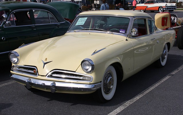 1953 studebaker commander regal starlight coupe a photo - 1953 studebaker champion starlight coupe ...