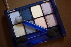 purple(0.0), human body(0.0), eye(0.0), organ(0.0), eye shadow(1.0), blue(1.0), beauty(1.0),