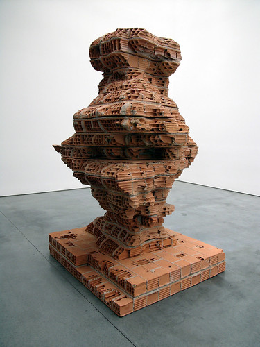 Damian Ortega by Gerard Dalmon
