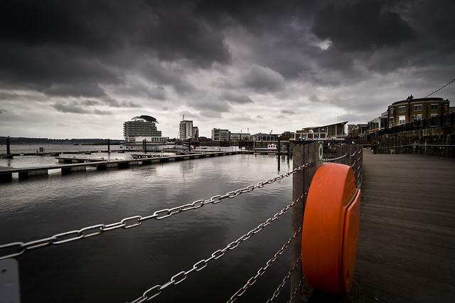 Bezienswaardigheden Wales Top 10 - cardiff bay