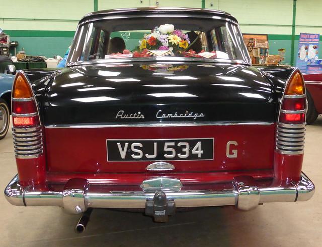 Austin A55 Cambridge Farina (1960)