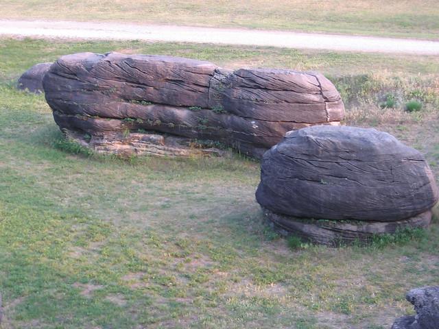 Rock city ks flickr photo sharing for Landscaping rocks in kansas city