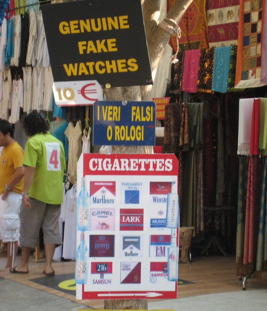 Genuine Fake Watches, Anyone? | Flickr - Photo Sharing