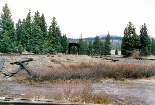 railroad rio grande track scenic continental denver western divide wye cumbres toltec