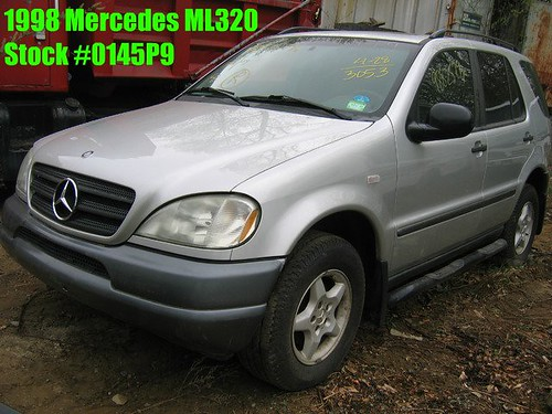 98 mercedes benz ml320 for 1998 mercedes benz ml320