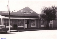 Pyms store