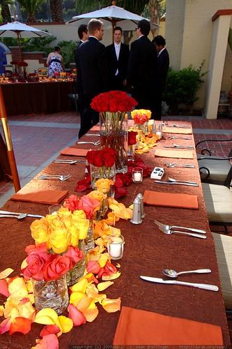 table setup    MG 2209