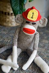 craft hope sock monkey