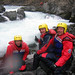 White water rafting by Stig Nygaard