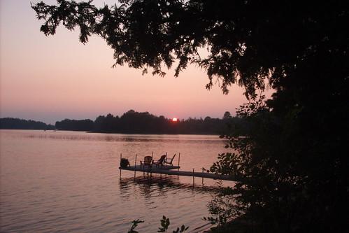 Golden Lake summer