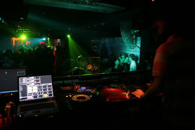 DJ DIE @ +160 - 25 SEPT 2007