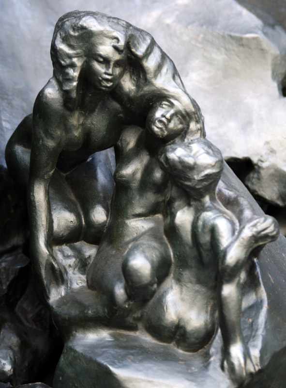 Rodin's Gates of Hell, Zurich