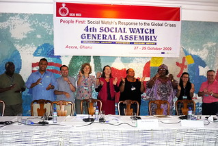 Social Watch General Assembly