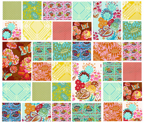 Quilt Patterns With Large Blocks images