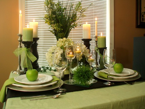 Lolli 39 s blog decorating ideas for wedding reception for Apple decoration ideas