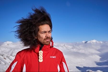 Kasete Skeen z exotického ostrova Tonga chce na olympiádě vyzvat na souboj nejlepší lyžaře světa