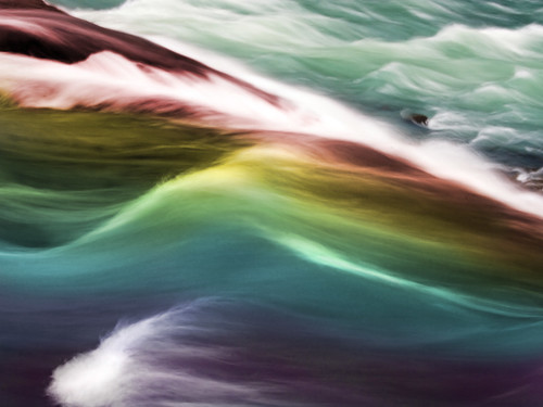 rainbow gullfoss  wallpaper 1600 1200