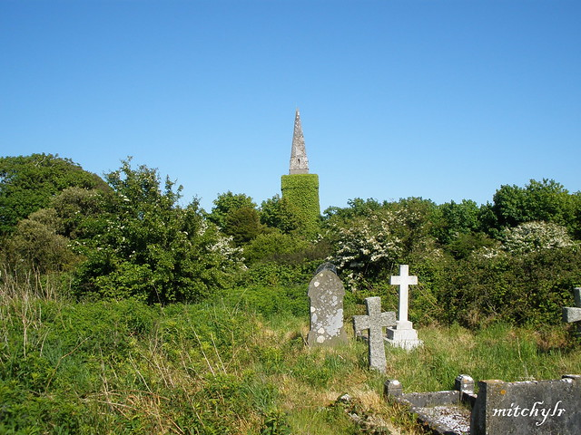 Abandoned Churchyard 4