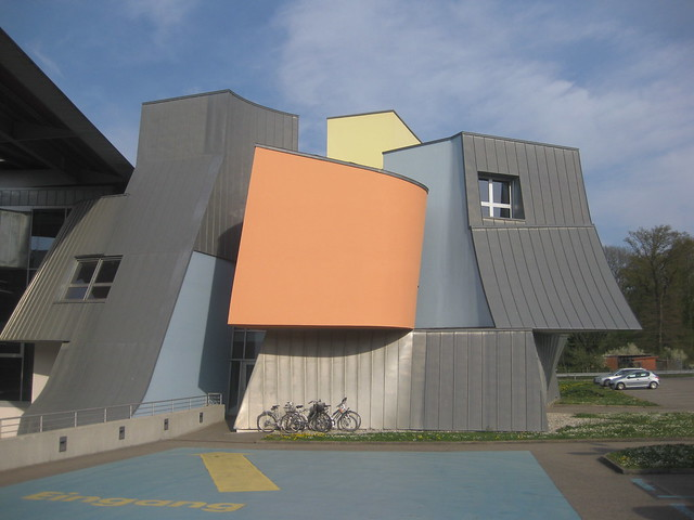 Vitra headquarters basel switzerland architecture revived for Vitra museum basel