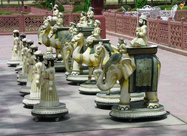 Ornate chess set flickr photo sharing - Ornate chess sets ...