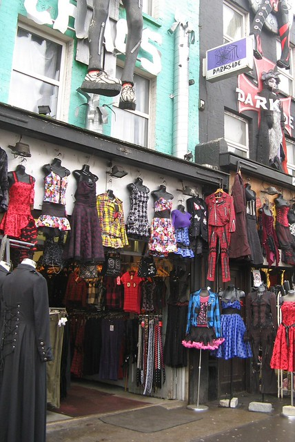 vintage clothing shops on camden road flickr