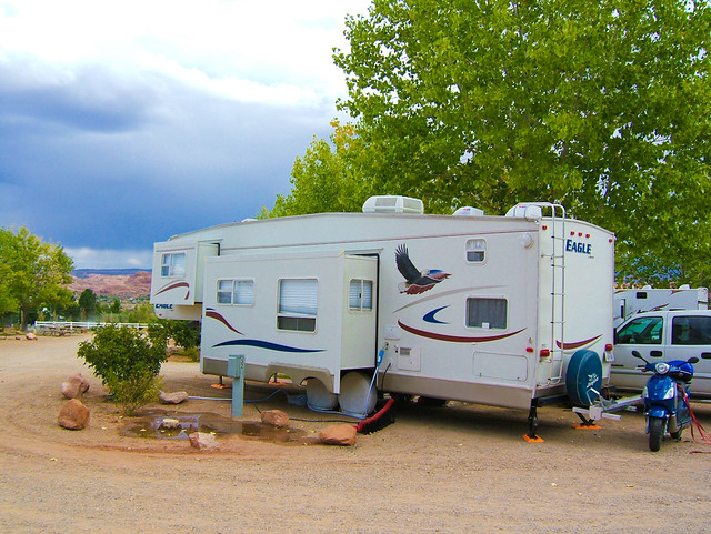 Jayco Travel Trailer With Rear Slide Out
