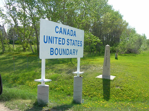 Canadian-US Boundary