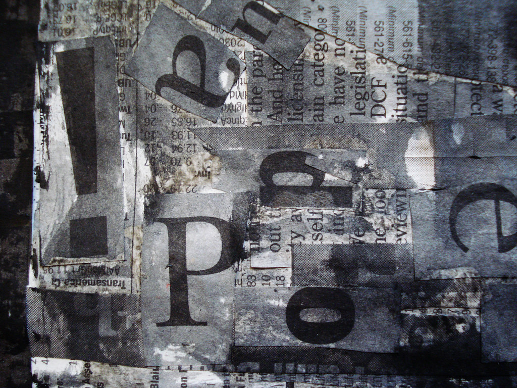News Paper Textures 2