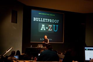 Dan Cederholm: Bulletproof A-U