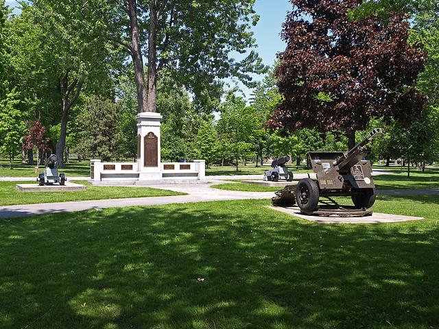 City Park Kingston Ontario