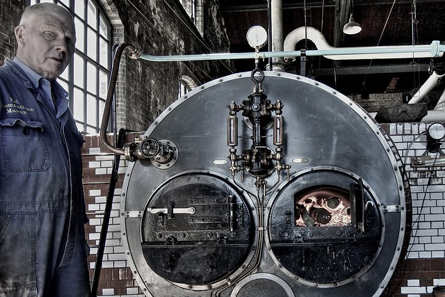 The Steamboilerman