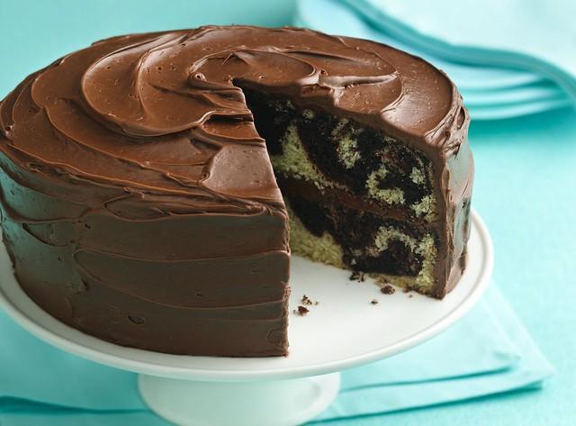 Gluten Free Marble Cake | Flickr - Photo Sharing!