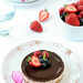 Chocolate Strawberry Cheesecake