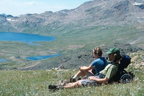 Absaroka-Beartooth Wilderness, Goose Lake