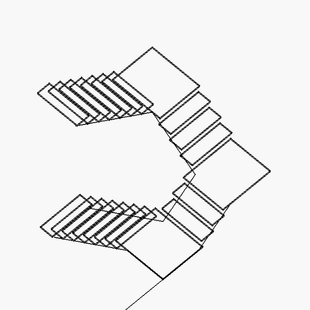 draw stair