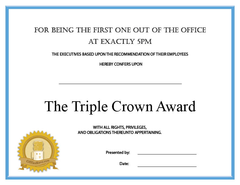 Funny certificate templates eliolera download mime award funny certificate template printable for free yadclub Image collections