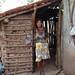 Señora en una casa - Woman in a house; cerca de Palacagüina, Madriz, Nicaragua by Lon&Queta