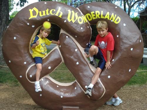 Dutch Wonderland, Pennsylvania