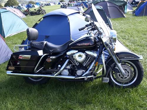 Harley-Davidson Road King Motorbikes