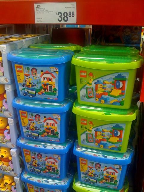 Sam S Club >> Sam's Club has Lego buckets!   Flickr - Photo Sharing!