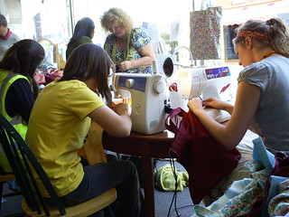 morsbag workshop norwich sep 09
