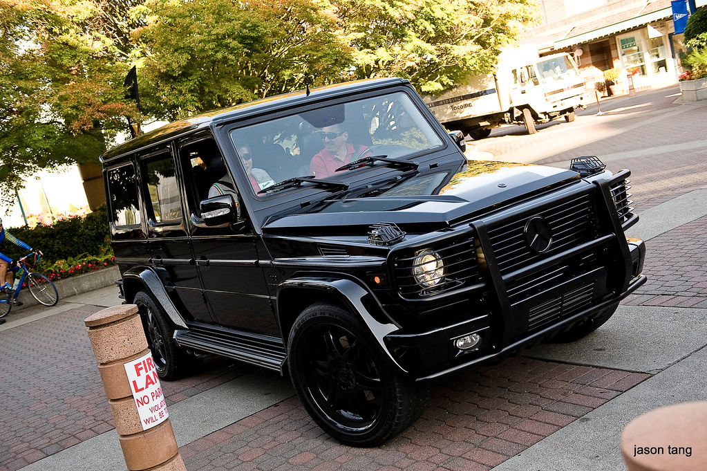 love the g wagon all blacked out. Black Bedroom Furniture Sets. Home Design Ideas