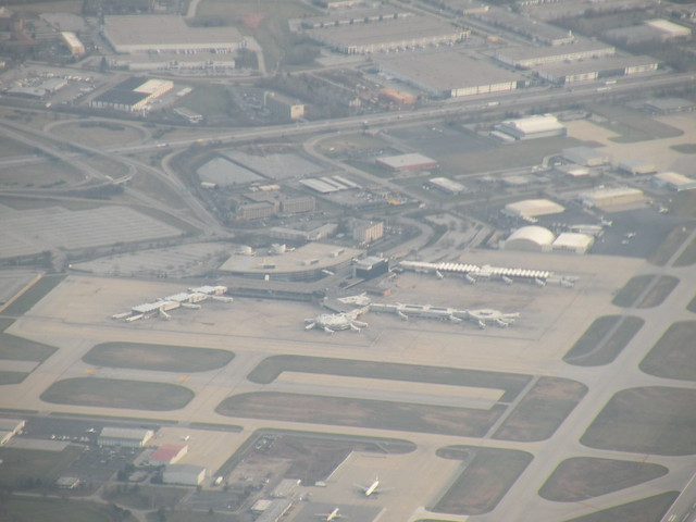 Silence in the Former Indianapolis Airport - YouTube