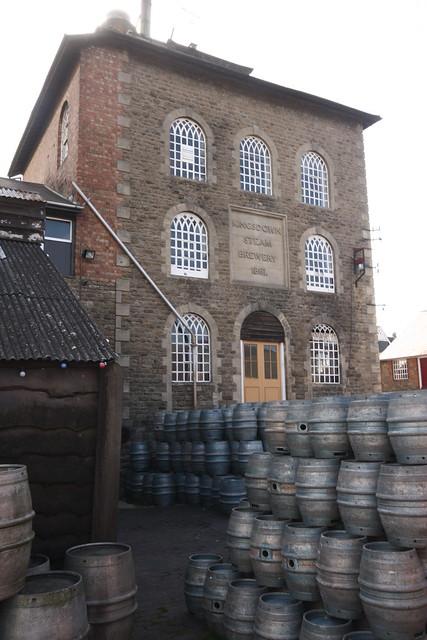 Swindon, Kingsdown Brewery